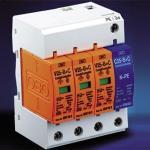 OBO V25-B+C/3+NPE/AS/FS 电源防雷器