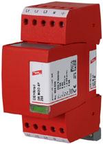 DEHN电源防雷器DRM 4P 255