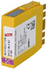 DEHN信号防雷器BXT ML4 BE