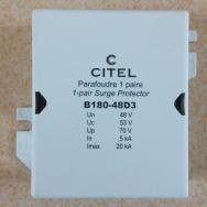 CITEL B180-48D3信号防雷器 电涌保护器